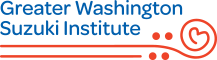 Greater Washington Suzuki Institute Logo
